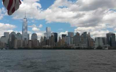 New York City and a Smartphone